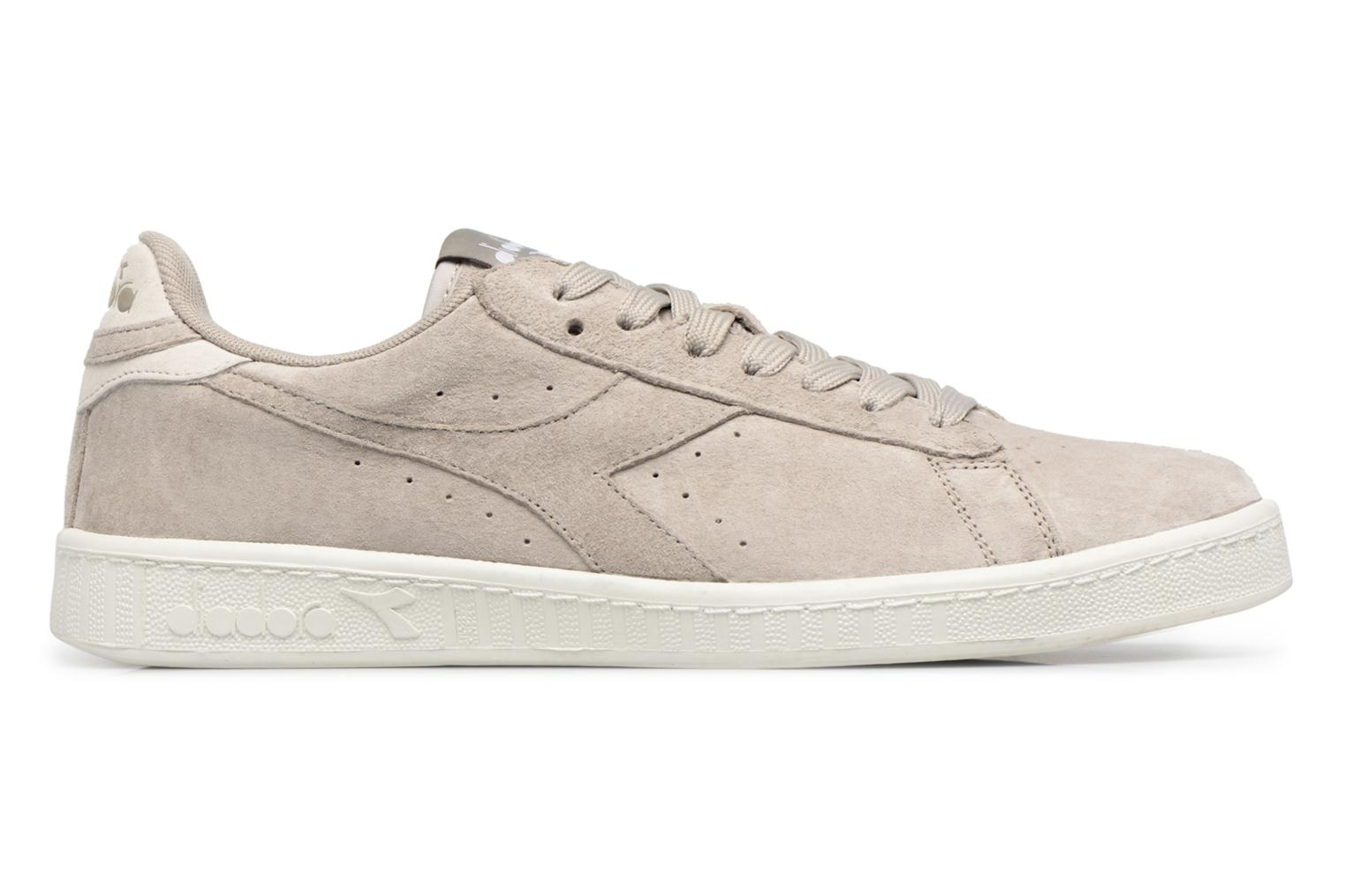 Sneaker Diadora GAME LOW S grau ansicht von links