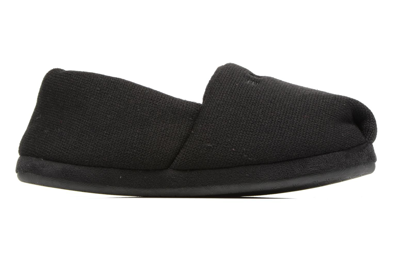 Pantoffels Esprit STELLA BALLERINA Zwart achterkant