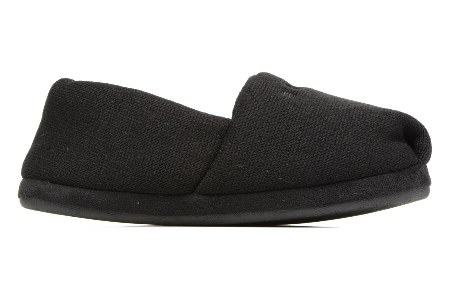 Slippers Esprit STELLA BALLERINA Black back view