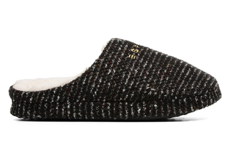 Pantofole Esprit PEPPER MULE Nero immagine posteriore