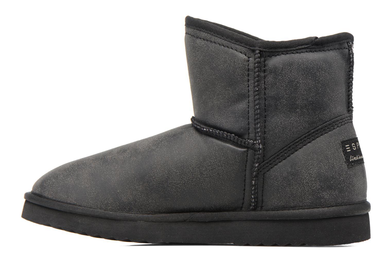 Boots en enkellaarsjes Esprit UMA VINTAGE Zwart voorkant