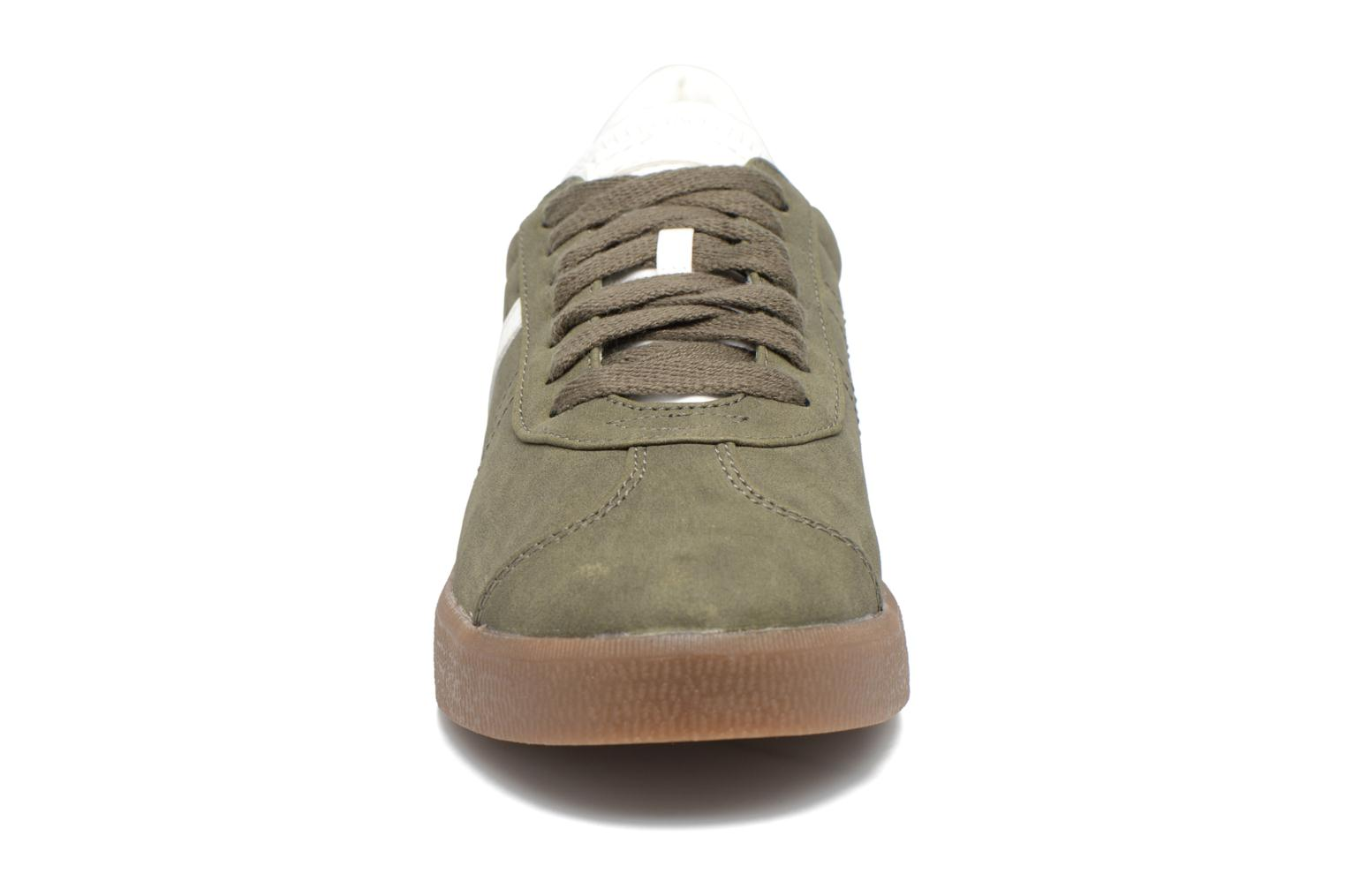 Trainers Esprit GWENETH Green model view