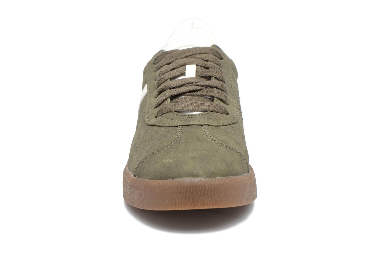 Sneaker Esprit GWENETH grün schuhe getragen