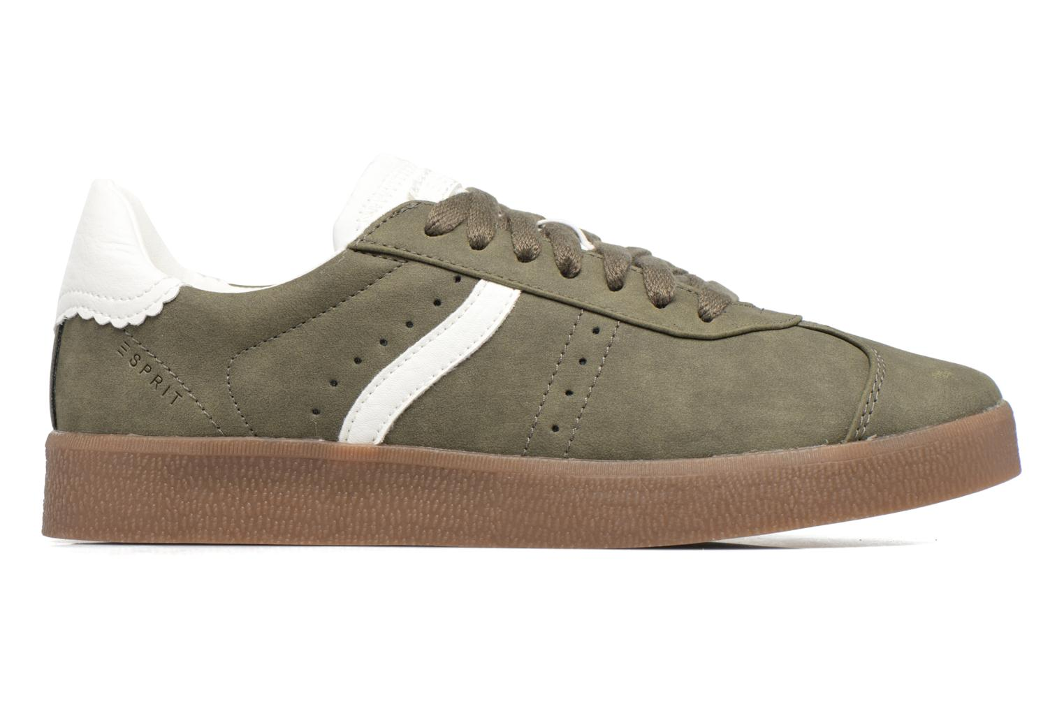 Trainers Esprit GWENETH Green back view