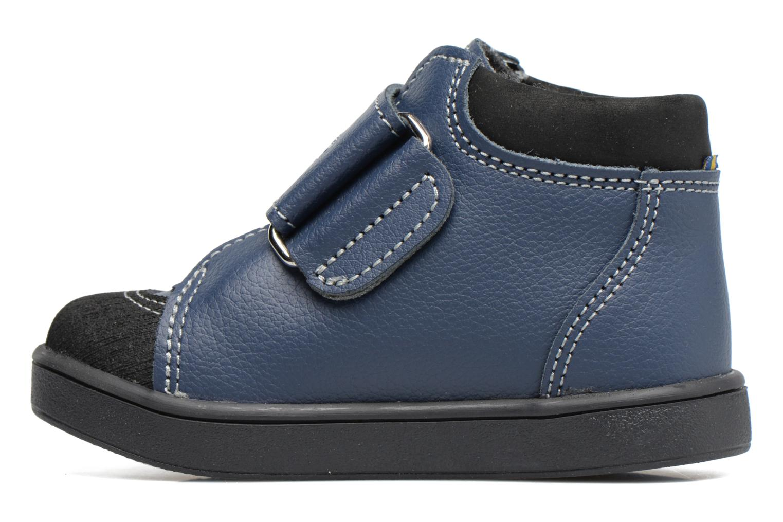 Boots en enkellaarsjes Kavat Fiskeby XCF Blauw voorkant