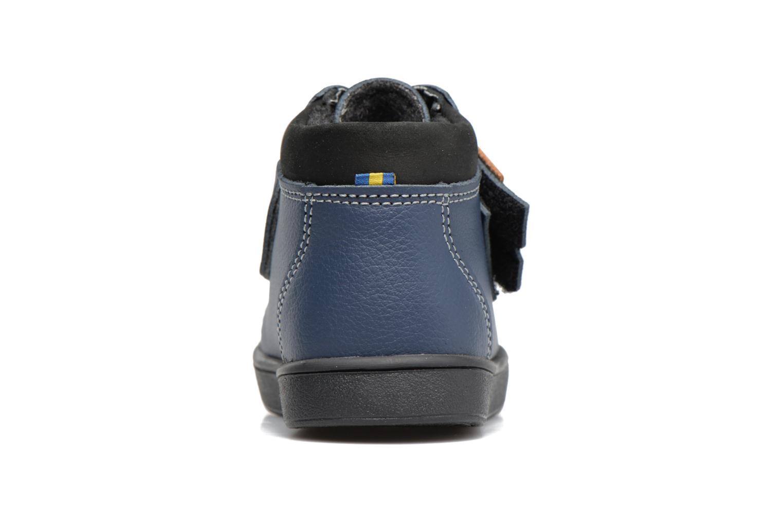 Boots en enkellaarsjes Kavat Fiskeby XCF Blauw rechts