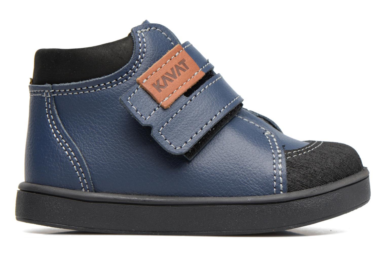 Boots en enkellaarsjes Kavat Fiskeby XCF Blauw achterkant
