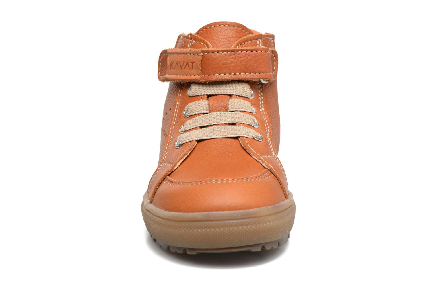 Trainers Kavat Vasterby EP Brown model view