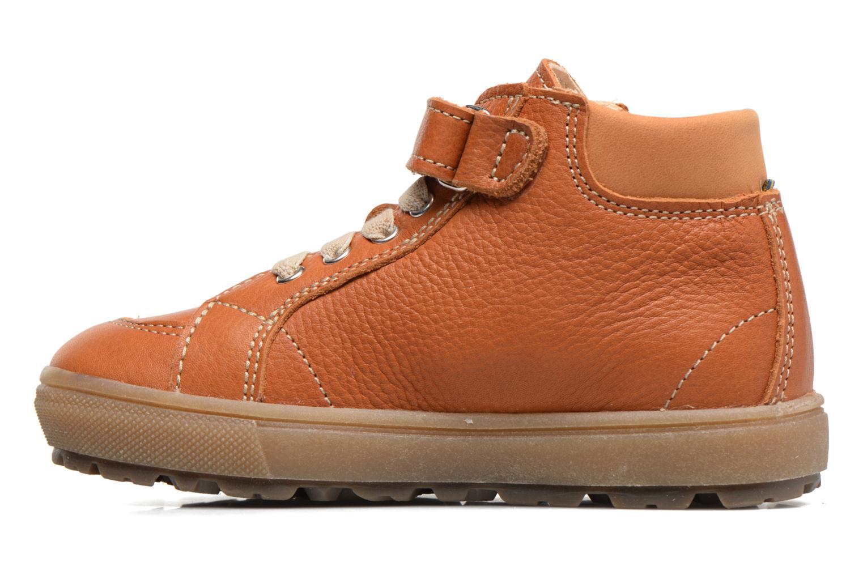 Sneakers Kavat Vasterby EP Brun se forfra