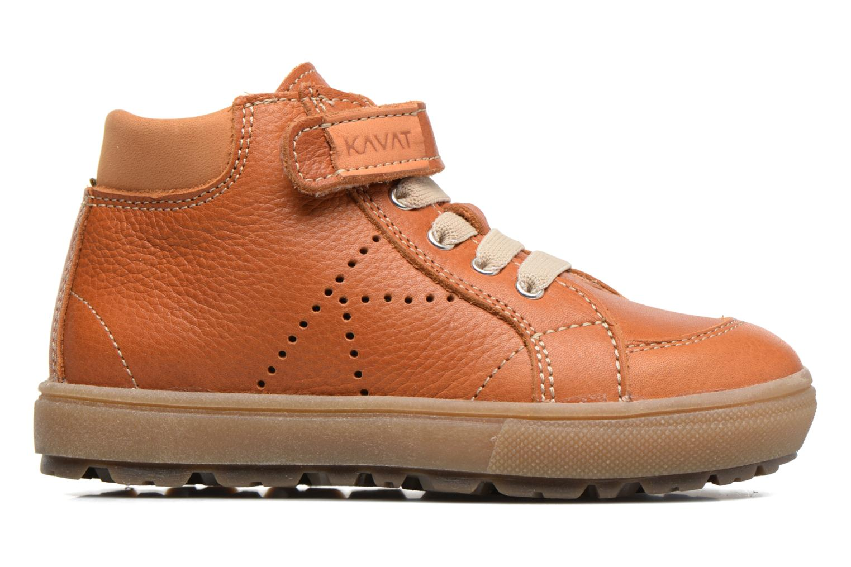 Sneakers Kavat Vasterby EP Brun se bagfra
