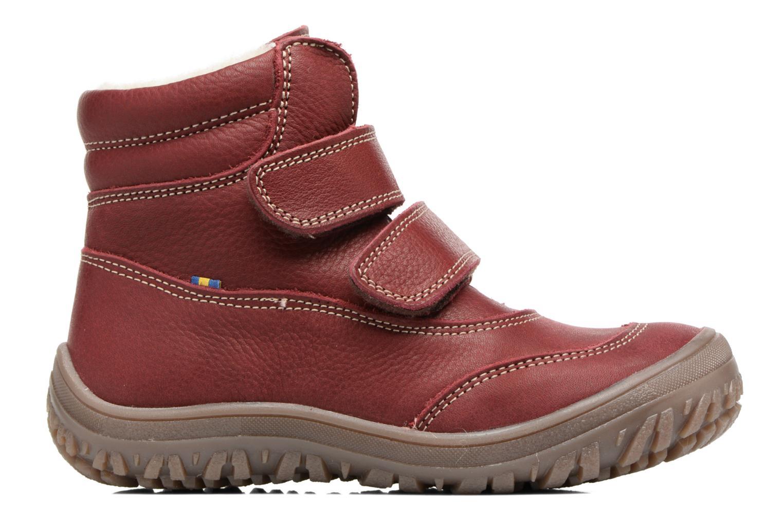 Bottines et boots Kavat Oden EP Rouge vue derrière