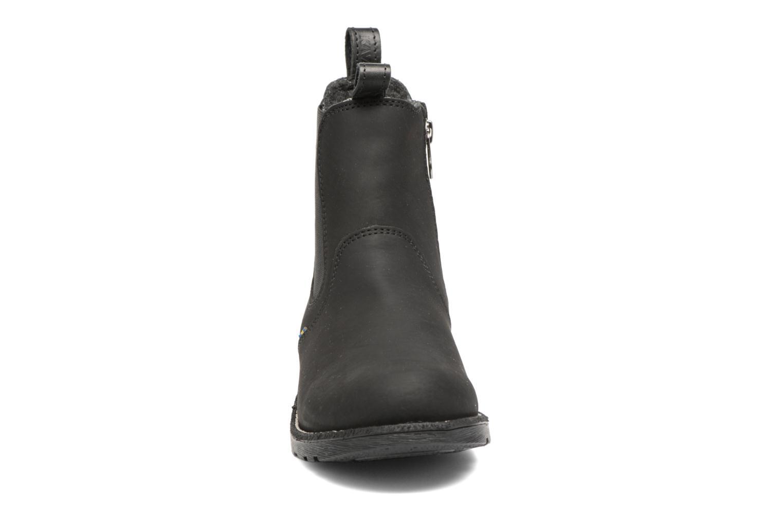 Stiefeletten & Boots Kavat Husum XC schwarz schuhe getragen