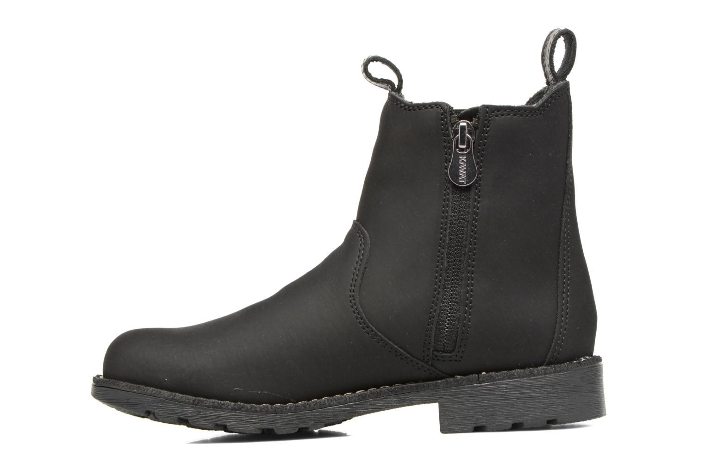 Boots en enkellaarsjes Kavat Husum XC Zwart voorkant