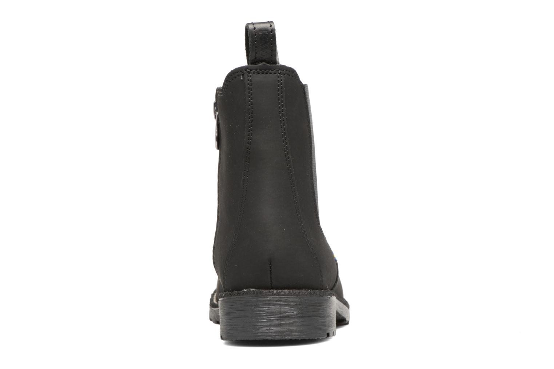 Boots en enkellaarsjes Kavat Husum XC Zwart rechts
