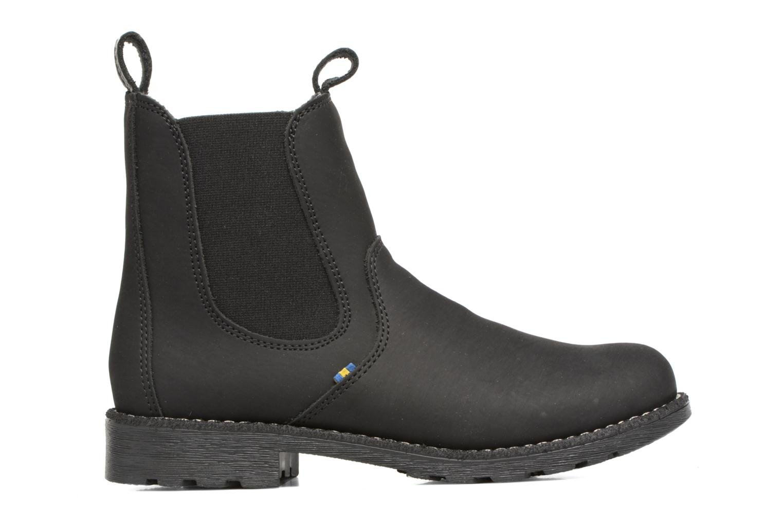 Boots en enkellaarsjes Kavat Husum XC Zwart achterkant