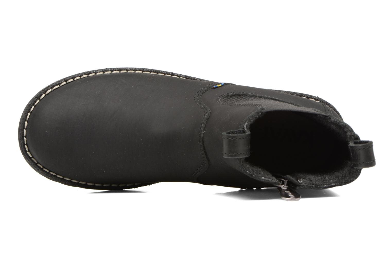 Boots en enkellaarsjes Kavat Husum XC Zwart links