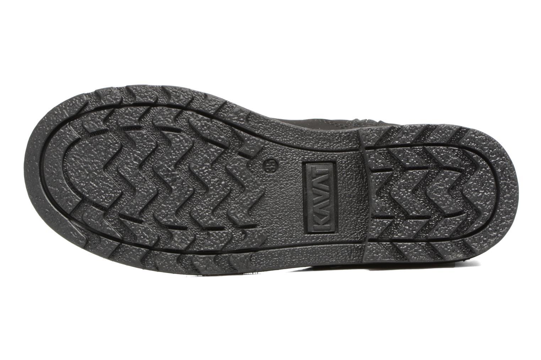 Stiefeletten & Boots Kavat Husum XC schwarz ansicht von oben