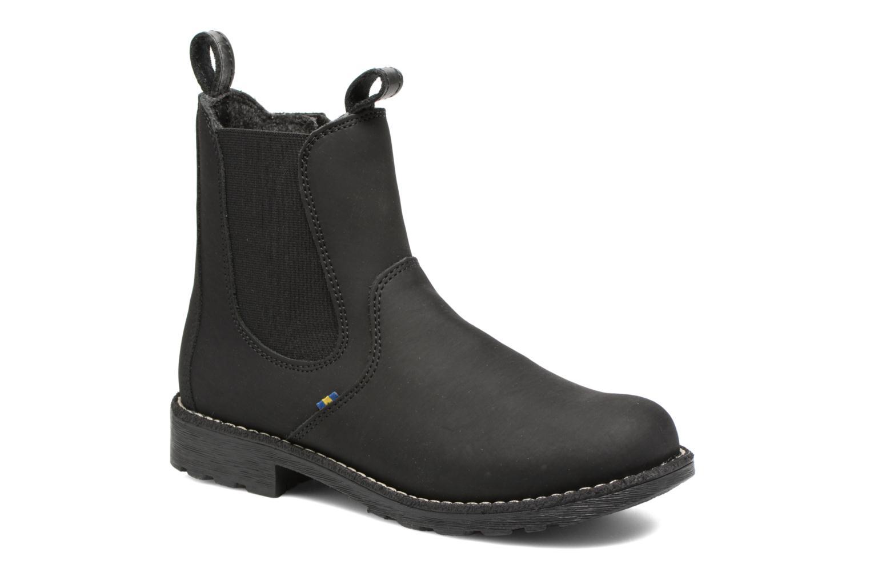Boots en enkellaarsjes Kavat Husum XC Zwart detail