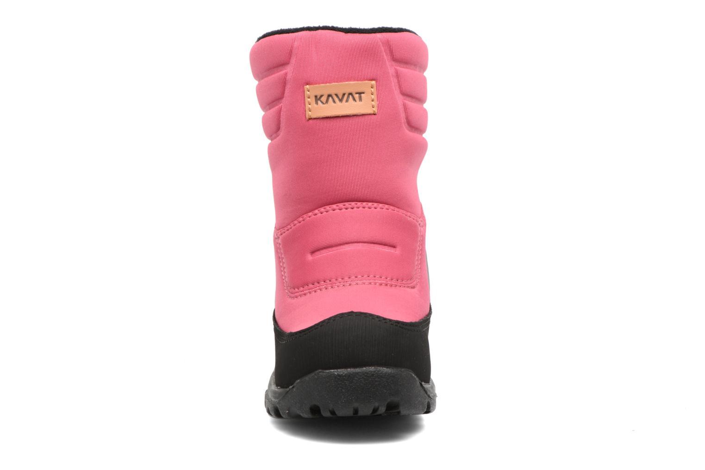 Sportschuhe Kavat Voxna WP rosa schuhe getragen