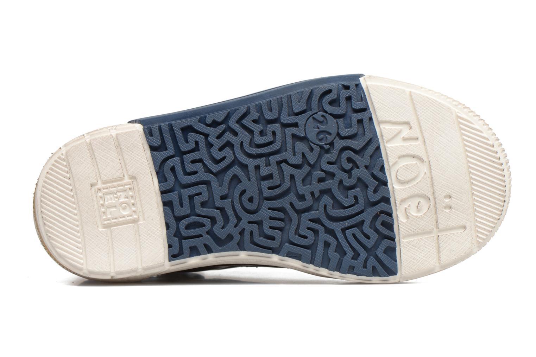 Sneakers Noël Mini Rego Marrone immagine dall'alto