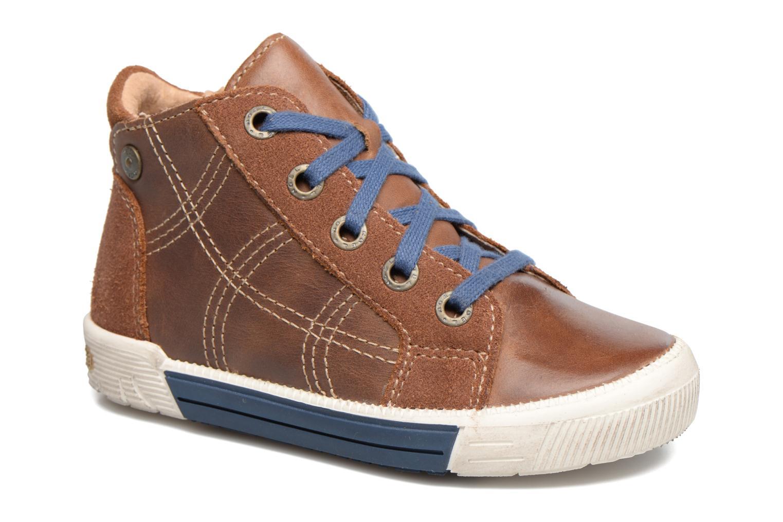 Sneakers Noël Mini Rego Marrone vedi dettaglio/paio