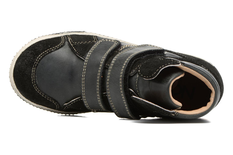 Sneaker Noël Zem schwarz ansicht von links