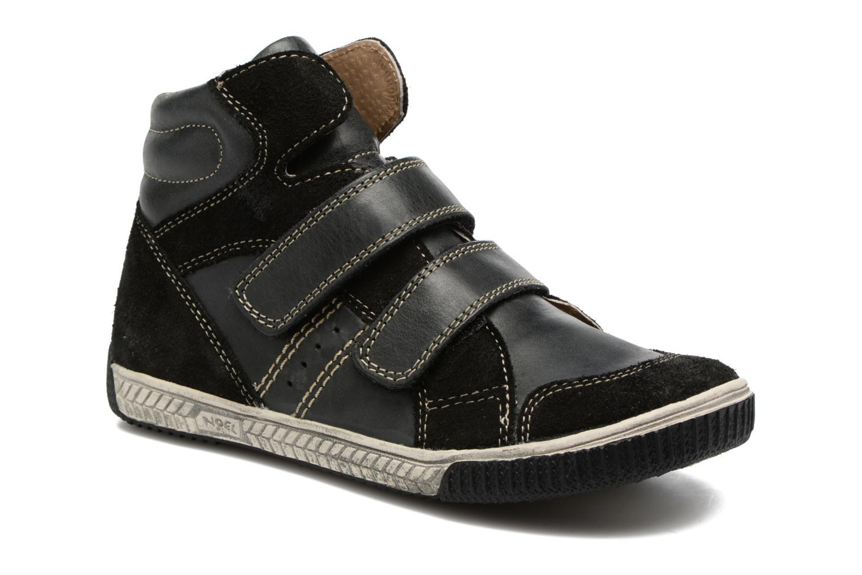 Sneaker Noël Zem schwarz detaillierte ansicht/modell