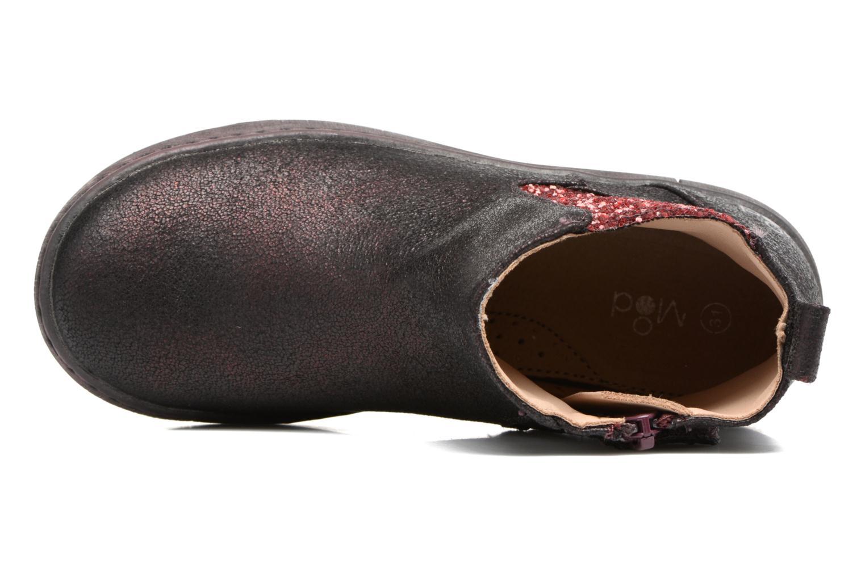 Bottines et boots Mod8 Blabla Bordeaux vue gauche