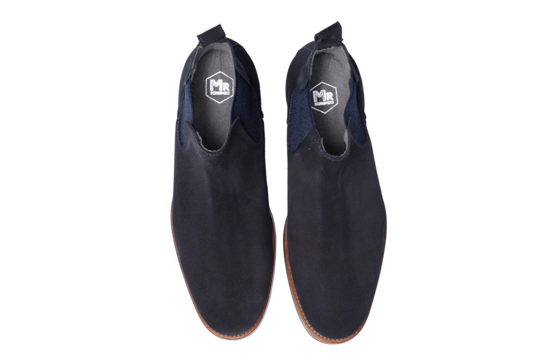 Bottines et boots Mr SARENZA Stasi Bleu vue portées chaussures
