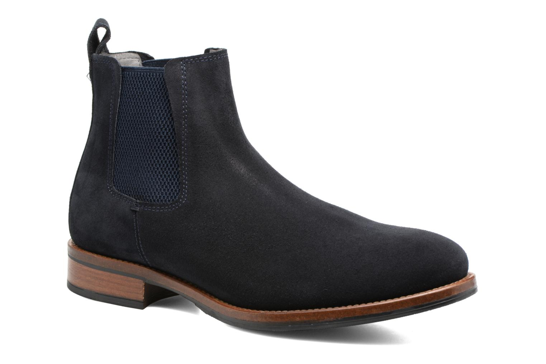 Bottines et boots Mr SARENZA Stasi Bleu vue droite