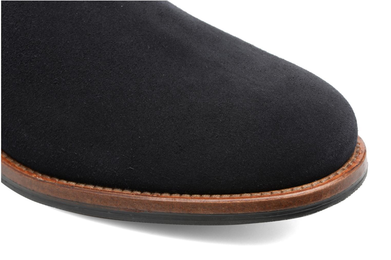 Bottines et boots Mr SARENZA Stasi Bleu vue gauche