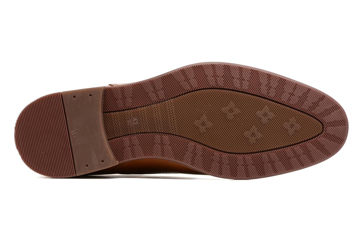 Lace-up shoes Mr SARENZA Scano Brown view from above