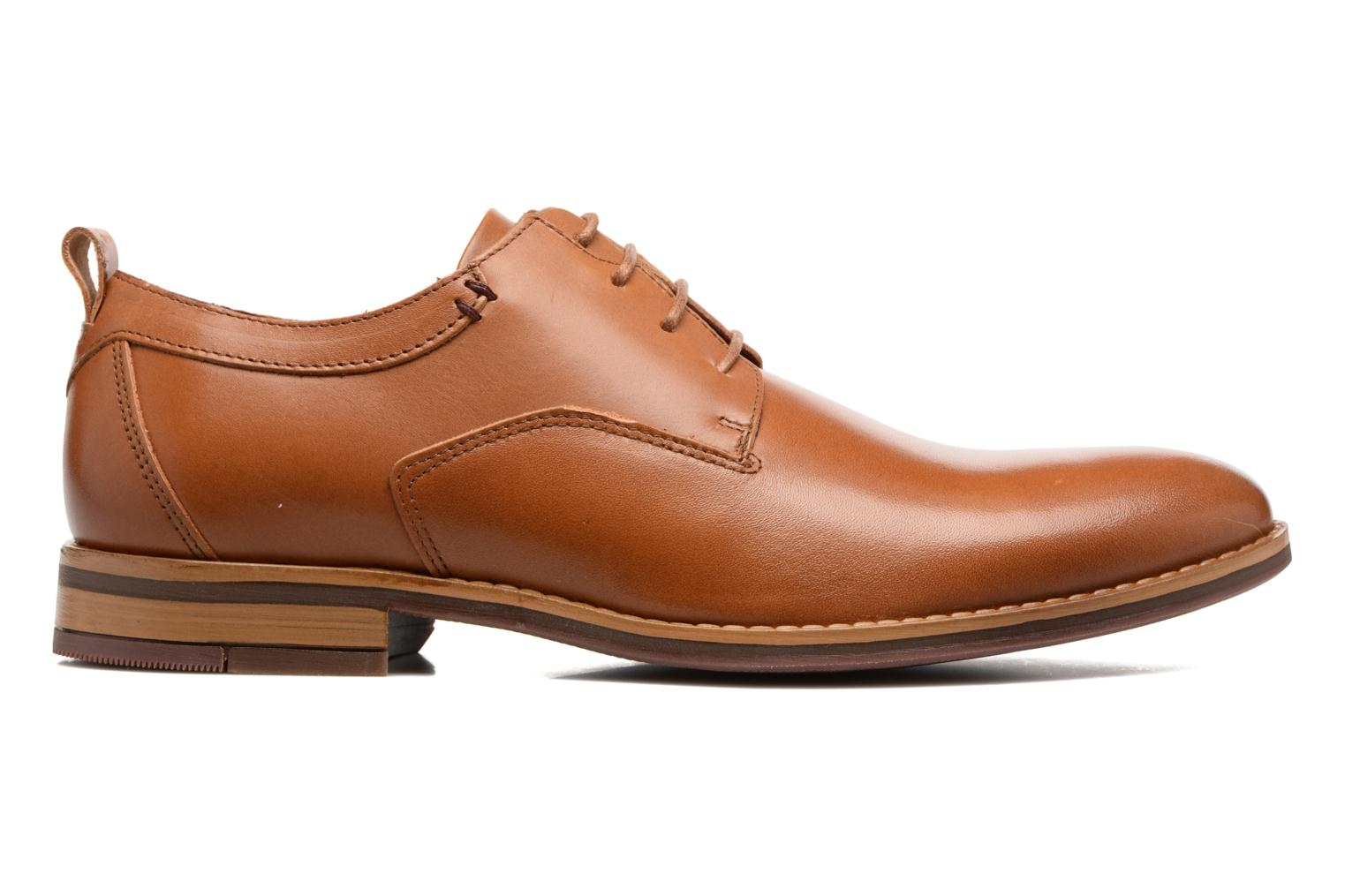 Lace-up shoes Mr SARENZA Scano Brown detailed view/ Pair view