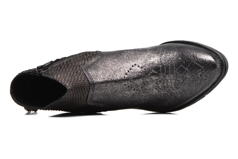 Bottines et boots Khrio Duilum Gris vue gauche