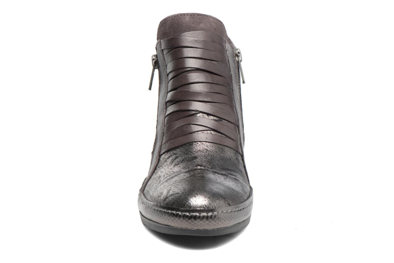 Baskets Khrio Lanfirvar Gris vue portées chaussures
