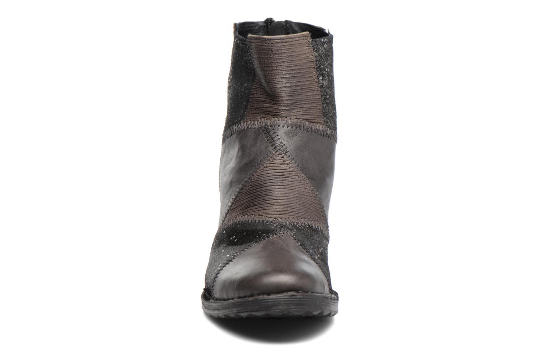 Stiefeletten & Boots Khrio Galmae grau schuhe getragen
