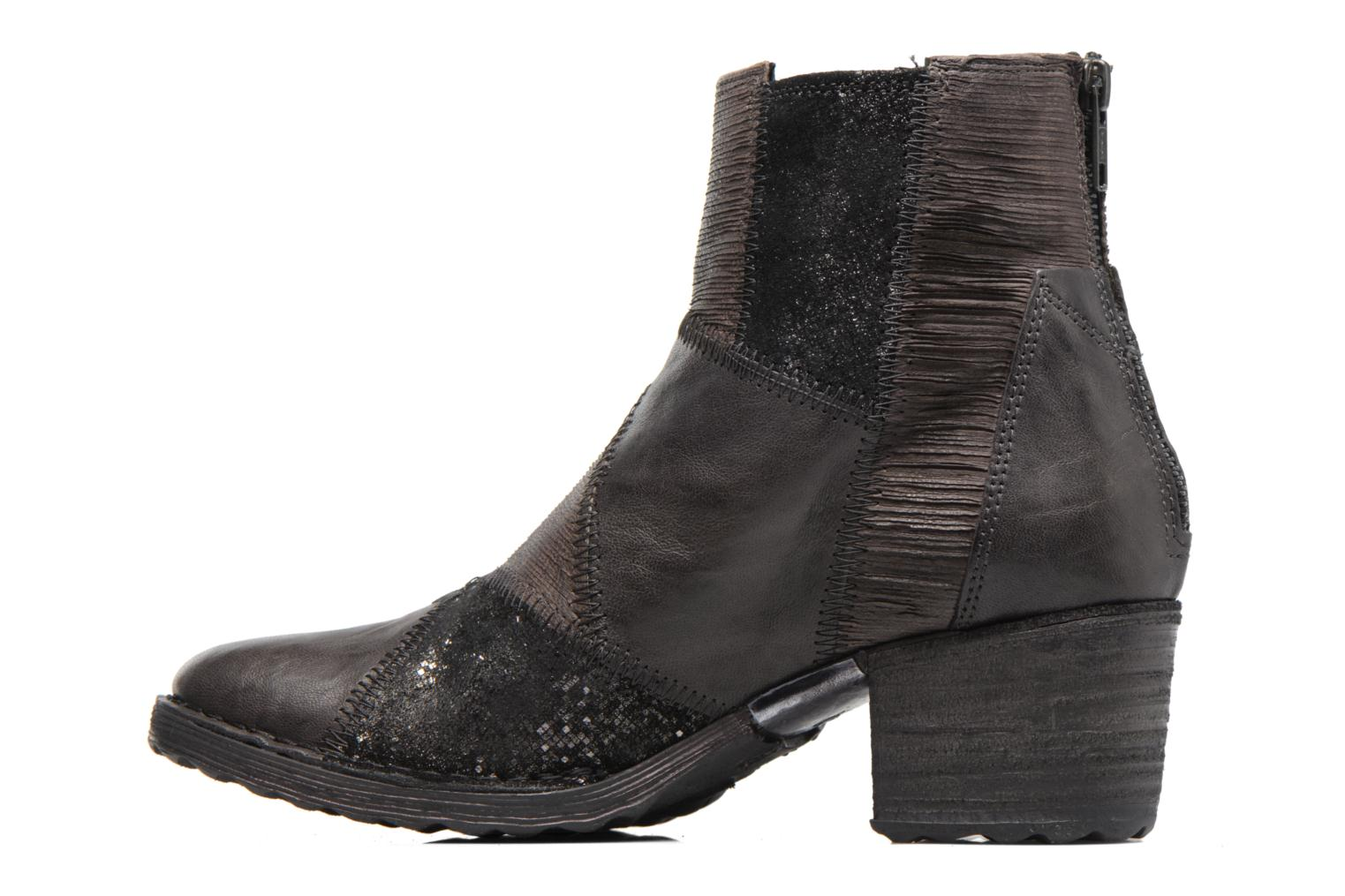 Ankle boots Khrio Galmae Grey front view