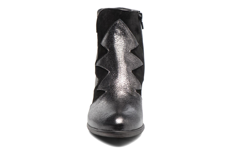 Bottines et boots Khrio Sheltarie Noir vue portées chaussures