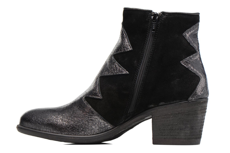 Bottines et boots Khrio Sheltarie Noir vue face