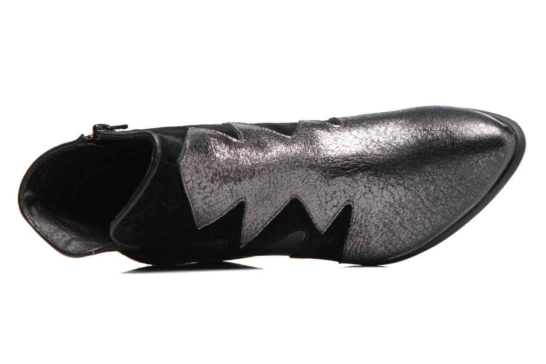Bottines et boots Khrio Sheltarie Noir vue gauche