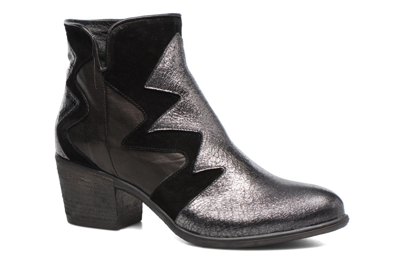 Boots en enkellaarsjes Khrio Sheltarie Zwart detail