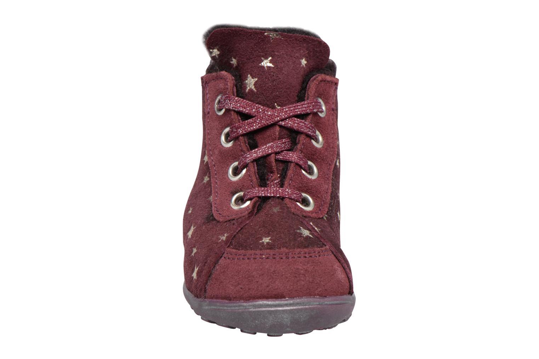 Ankle boots Richter Minki Purple model view