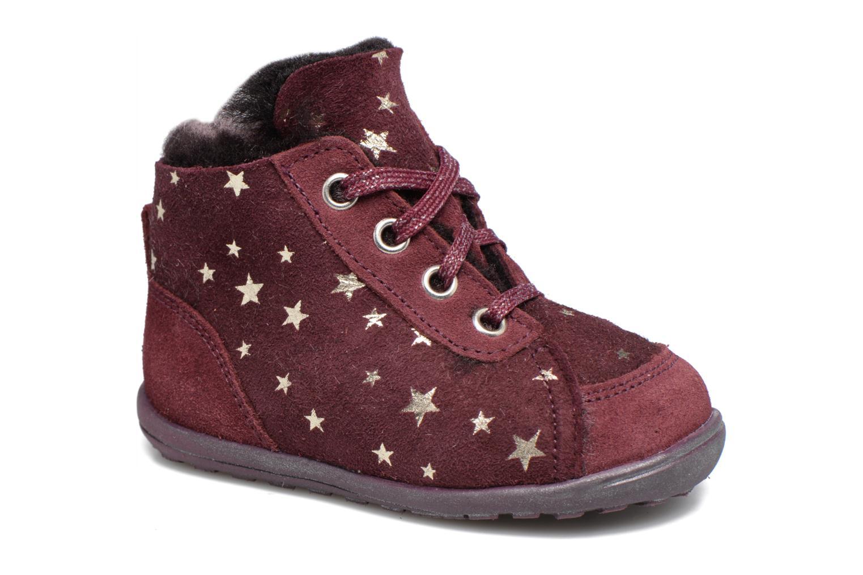 Bottines et boots Richter Minki Violet vue détail/paire