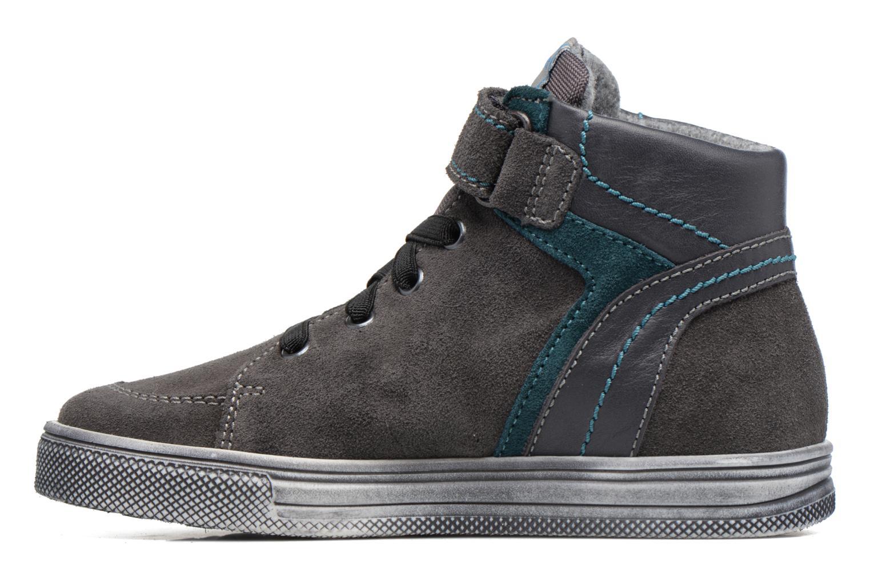 Sneakers Richter Viktor Grigio immagine frontale