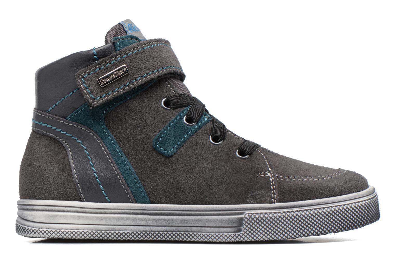 Sneakers Richter Viktor Grigio immagine posteriore