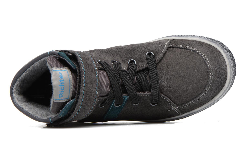 Sneakers Richter Viktor Grijs links