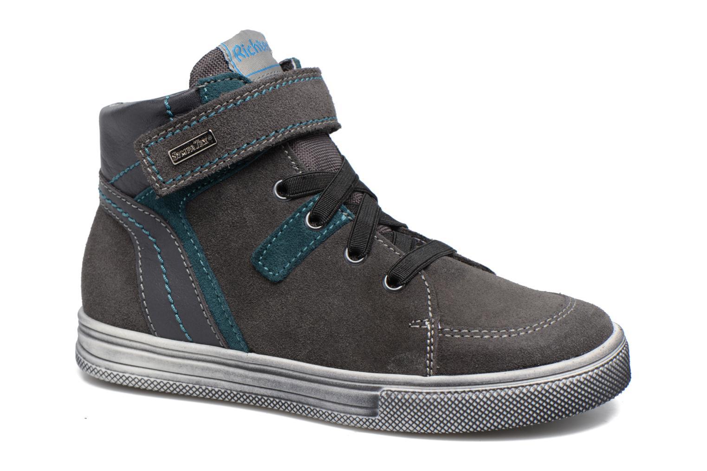 Sneakers Richter Viktor Grijs detail