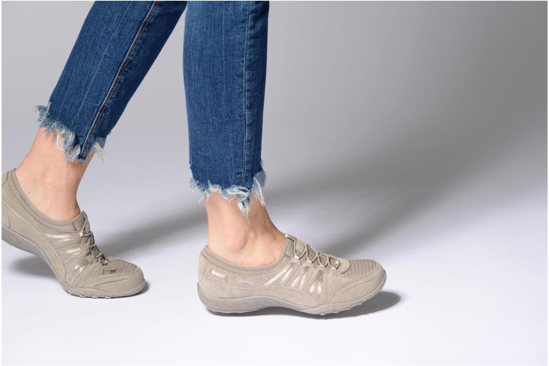 Sneakers Skechers Breathe-Easy - Moneybags Svart bild från under