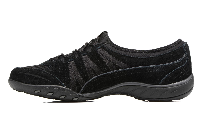 Sneakers Skechers Breathe-Easy - Moneybags Svart bild från framsidan