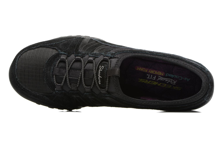 Sneakers Skechers Breathe-Easy - Moneybags Svart bild från vänster sidan